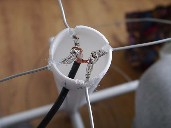 Fully soldered connections